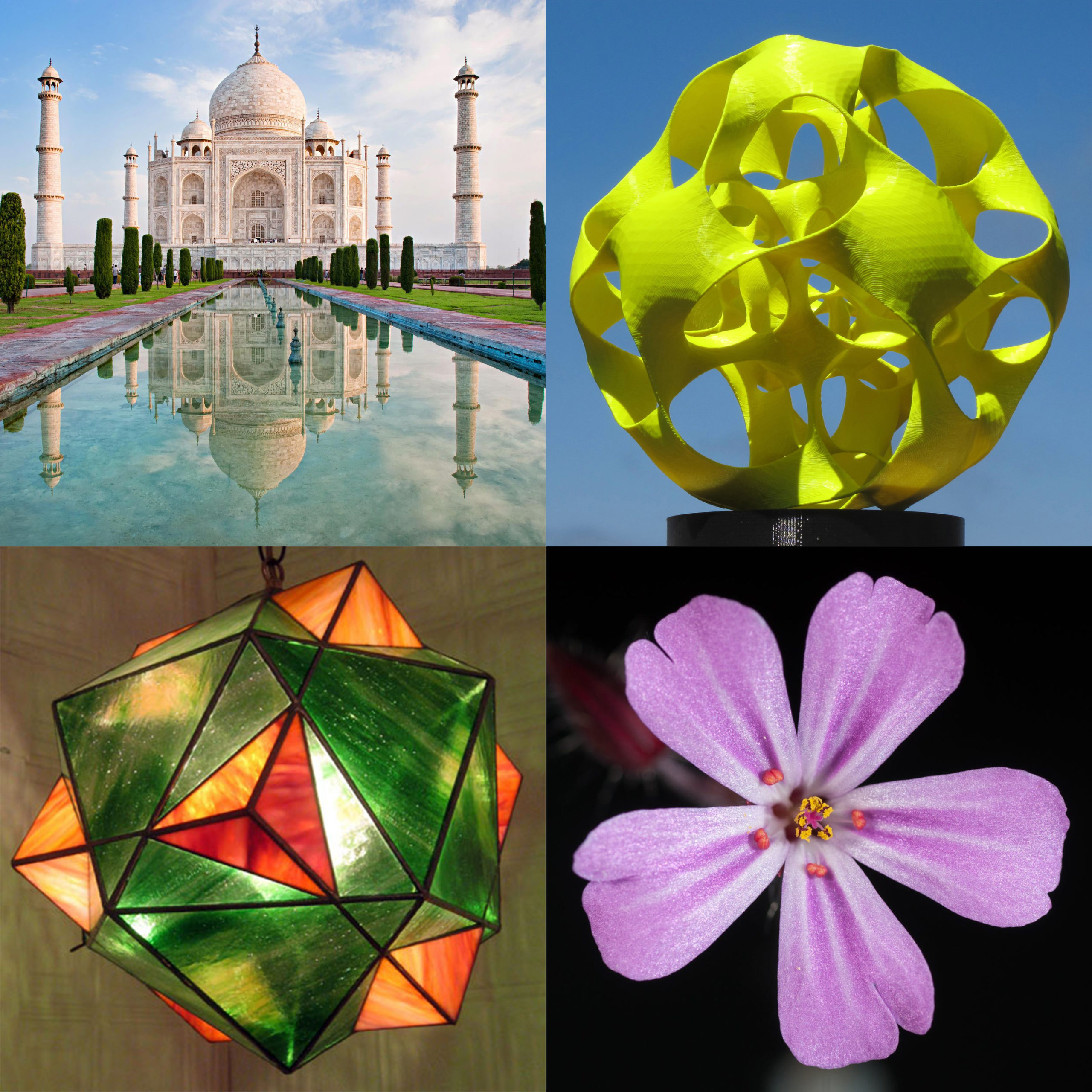 Art, science & mathematics of symmetry